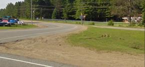 Highway 3 near Welford