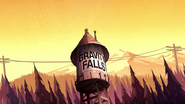 S2e16 Gravity Falls Tower