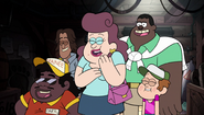 S2e12 theres our delighted naive townsfolk