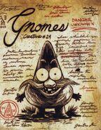 Six strange tales journal 3 gnomes