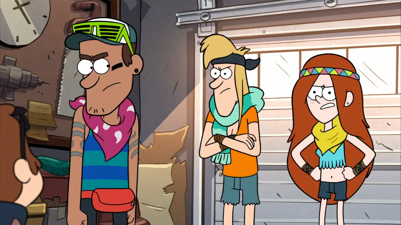 Image S2e9 Three Angry Teens Png Gravity Falls Wiki