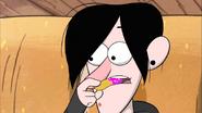 S2e9 Robbie eats french fry