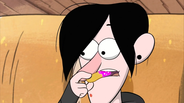 File:S2e9 Robbie eats french fry.png