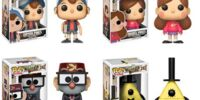 Gravity Falls Funko Pop! Vinyls