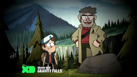 Gravity Falls - Dipper and Mabel vs The Future - Preview