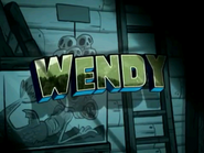 Promo Wendy's name