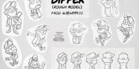 Dipper Pines/Gallery/Miscellaneous
