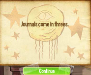 Mystery Shack Mystery Game Fortune - Journals