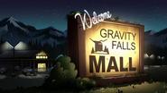 S2e5 gravity falls mall sign