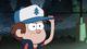 S1e5 Dipper adjusts his cap