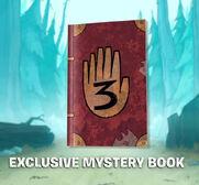 Six Strange Tales book 3 replica.jpg