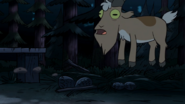 S2e11 floating goat