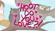 Short7 hoot do you love