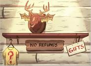 Oddity Creator deer backgrond