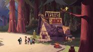 S1e4 the mystery shack