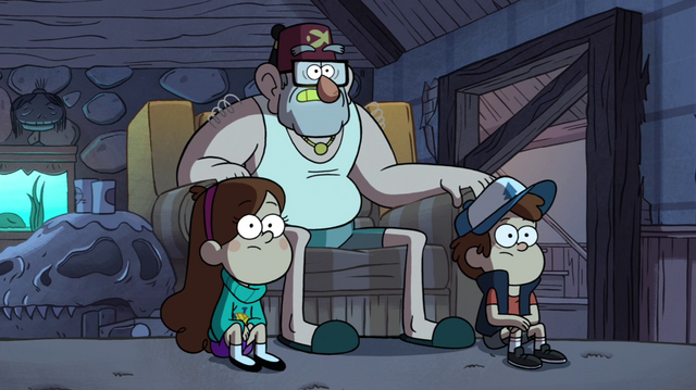 File:S1e14 Dipper and Mabel shocked.png