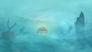 S1e2 boat in fog