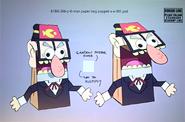 S2e4 production art puppet stan