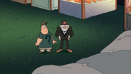 S2e9 stan and soos alone