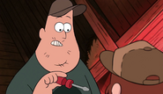 S1e1 soos is talking to dipper