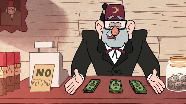 File:S1e1 grunkle stan with money.png
