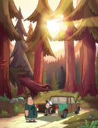 S1e18 trees with soos and dip
