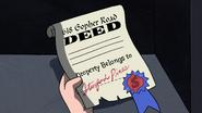 S1e19 Stan's deed