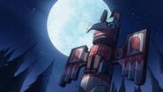 S1e16 totem at night