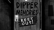 S1e19 Dipper's memorie room