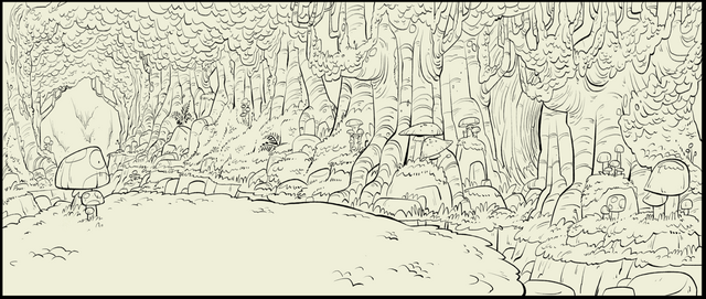 File:S1e1 gnome forest official art - sketch 01.png
