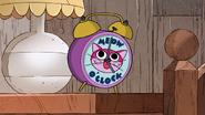S1e16 cat clock