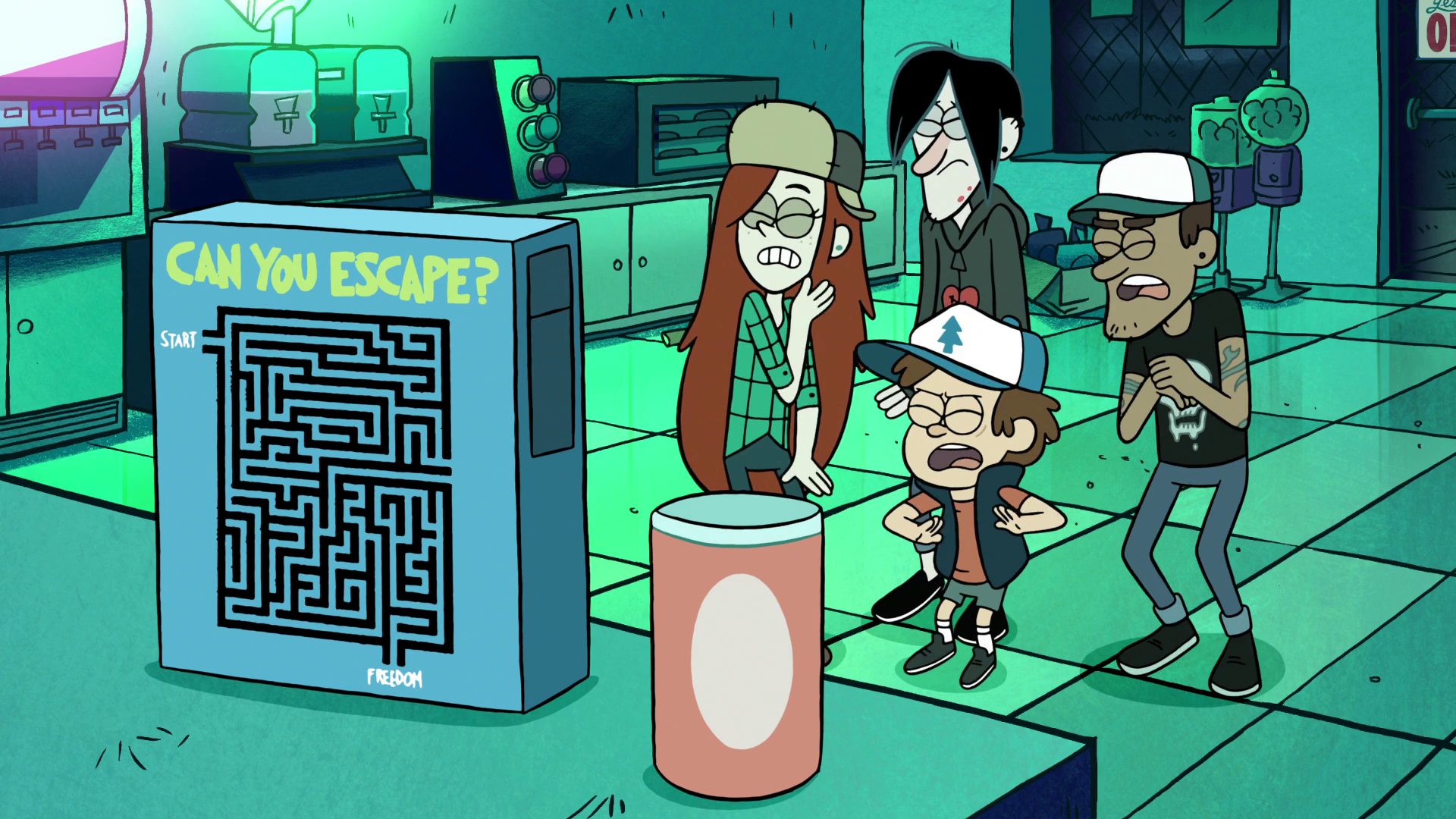 Image - S1e5 cereal box.png | Gravity Falls Wiki | FANDOM powered ...