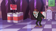 S1e12 Grunkle Stan in the Summerween Store