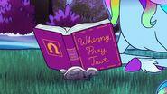 S2e15 unicorn book
