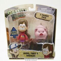 Мэйбл и Пухля в упаковке