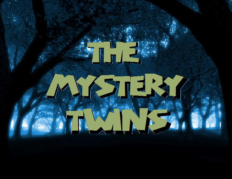 The Mystery Twins Logo