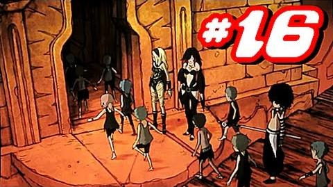 Gravity Rush - Part 16 Episode 16 - Children Of the Past