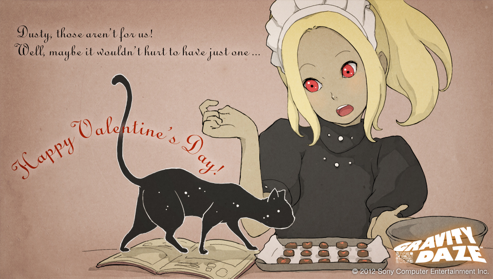 Image Valentines Day Cardpng Gravity Rush Wiki – Valentine Cards History