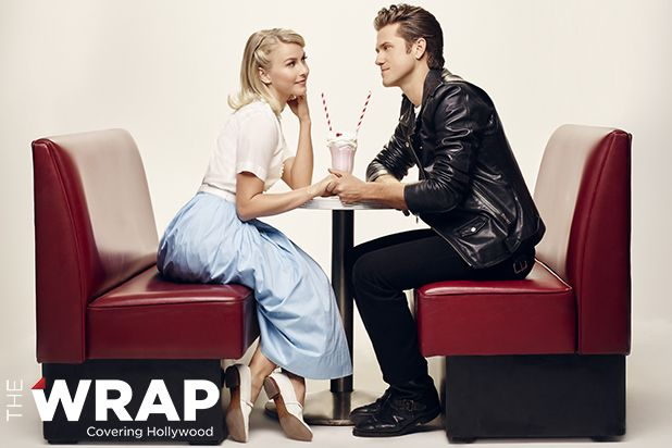 File:Grease Live! Sandy and Danny.jpg