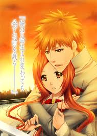 File:Ichigo and Orihime.png