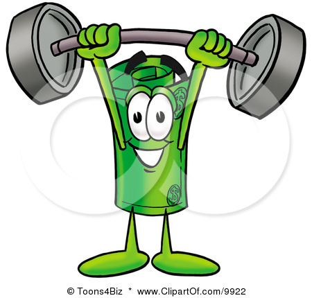 File:9922-Clipart-Picture-Of-A-Rolled-Money-Mascot-Cartoon-Character-Holding-A-Heavy-Barbell-Above-His-Head.jpg