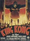 King kong 1933 poster 2