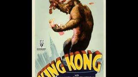 King Kong(1933) sound track