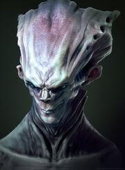 Headpiece alien by tlishman-d5yiwb6