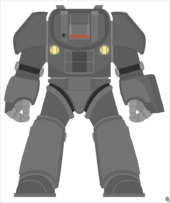 Felreden Mark 3 Battle Suit