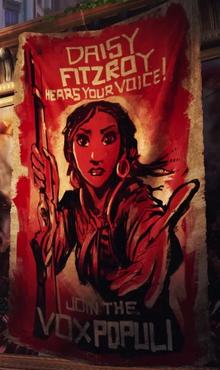 Daisy Fitzroy Propaganda
