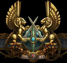 Demacian crest small