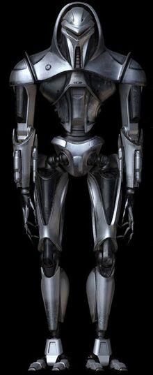 Centurion profile (front) II