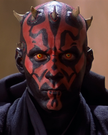 400px-Darth Maul profile