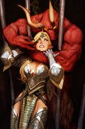 Zenescope cover grimm fairy tales by nebezial-d4xy3v4